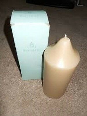 Partylite 3 x 7 PEAR Pillar Candle