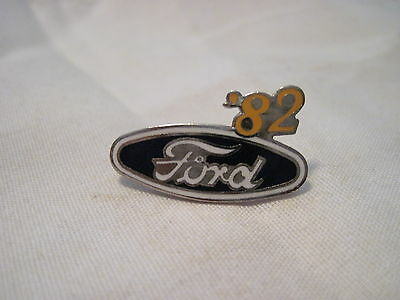 Ford 1982 Year Oval Logo  Hat Pin ,lapel Pin,tie Tac,insignia