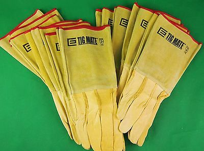 10 Pair TIGMATE Small TIG Welders Gloves Small TIG gloves Kevlar TIG Glovesl