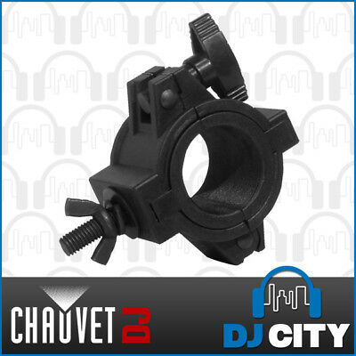 Chauvet JD CLP-10 Light Duty Tube Clamp ABS Plastic w/ Adapters for 25/38/50mm
