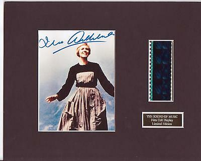 Sound Of Music Film Cell Display Limited Edition Extremely Rare