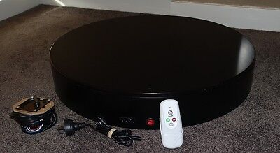 Display turntable for Shop (Suit Mannequin, product or stand)