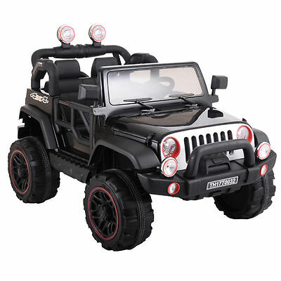 Ride On Car For Kids Jeep Wrangler Style Remote Control