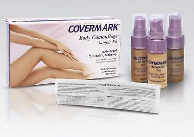 Covermark Leg Magic Fluid Sample Kit Medium