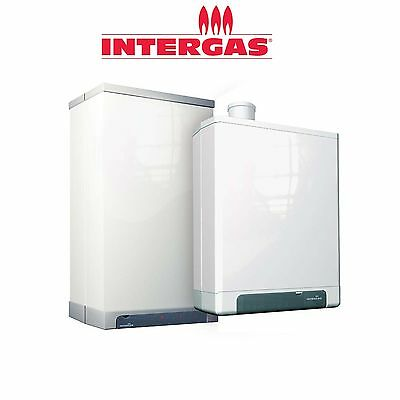 Intergas Gas combi Boiler FITTING ONLY