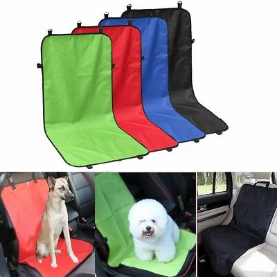 110 * 49cm Imperméable Pet Cat Dog Car Housse de siège avant Protect Mat Blank C