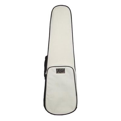 DCM Premium VSIV Violin Shaped Case 4/4 Ivory