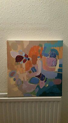 Original Canvas Painting by Julian Askins