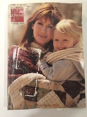 Vintage 2002 JC PENNEY Fall & Winter Catalog - Pretty good condition!