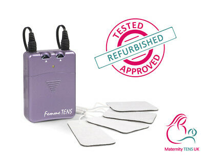 FEMME TENS (Maternity TENS) - for labour pain - Manufacturer Refurbished