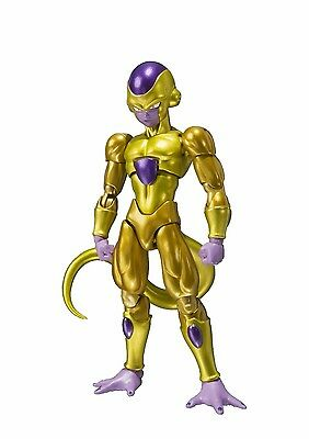 Bandai S.H.Figuarts SHF Golden Frieza Dragon Ball Z  Action Figure