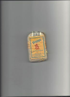 Vintage Unopened and Sealed Pack Bonanza Cigarette Tobacco Tax Stamp Intact