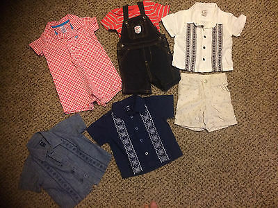 Baby boys clothes bundle 6-12 months
