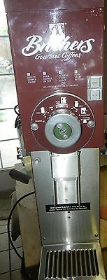GRINDMASTER 875 Commercial 3 LB Coffee Bean Grinder SN#188382 RM RED
