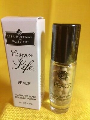 Lisa Hoffman PartyLite Essence of Life Peace fragrance beads New (Other) FREE SH