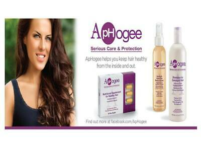 ApHogee Treatment and Repair Hair products *FULL RANGE*