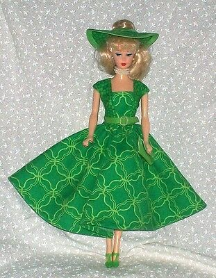 Handmade New  Clothes Outfit For Vintage and Reproduction Barbie 2
