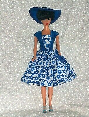 Handmade New Clothes Outfit For Vintage and Reproduction Barbie 3