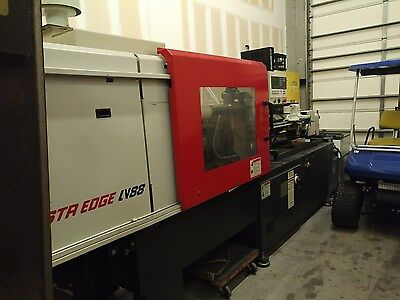 2003 Milacron 88-Ton Plastic Injection Molding Machine