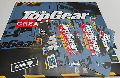 Top Gear Woolworths Sticker Book Album with unused Stickers Unused Empty Folder