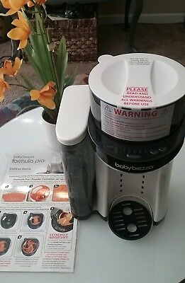 Baby Brezza Formula Pro One Step Food Maker  ~FREE SHIPPING