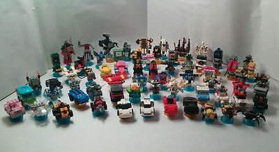 Lego Dimensions  Vehicle Mini fig & toy Tag *Character Minis sold seperate*