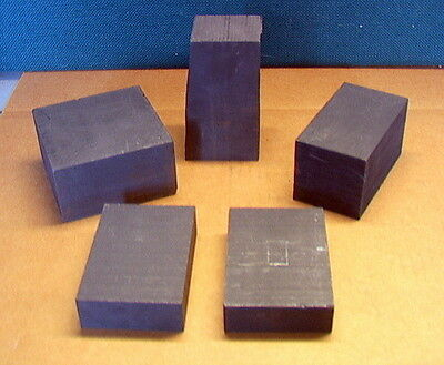 EDM GRAPHITE lot of 5 blocks MACHINING/MOLDS, MOLTEN METALS molds and more