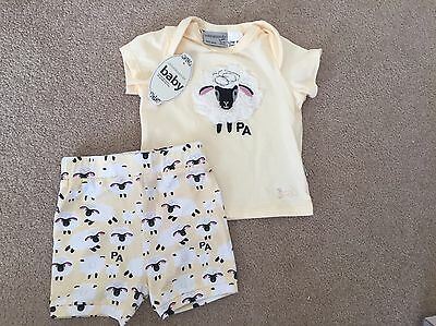 Peter Alexander Pyjamas Size 3-6 Months Brand New With Tags