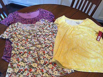 Merona Medium Womens tops -- 3 -- NEW with tags!