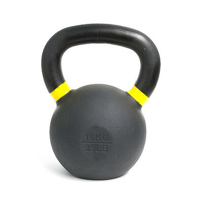 16Kg Powder Coat Kettlebell