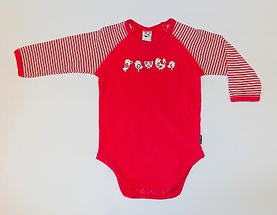 Baby Girl Bonds Pink Bodysuit Romper Size 0 up to 9mths BNWT Singlet Clothing