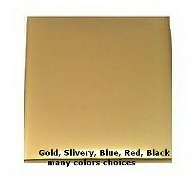 100 Sheet A4 Transfer Foil Paper Laser Printer Gold Silver Red Blue Color Choice