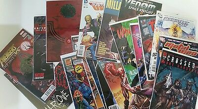 Lot of 20 Comic Books Marvel, DC and others!