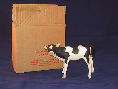 Vintage Breyer #347 Holstein Calf with MAILER BOX