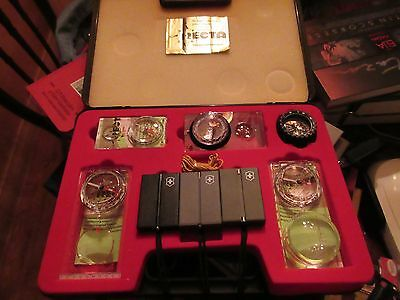 Swiss Army Recta  Switzerland Compasses Directional Cased Hunting Fishing