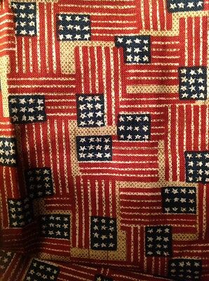 Longaberger Row Your Boat Liner-Old Glory