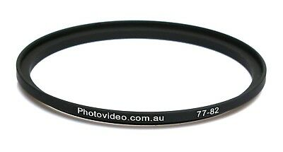 Step Up Ring 77-82mm 77mm 82mm - NEW