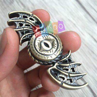 Hand Spinner Tri Fidget Anxiety Stress Finger Desk Toy Focus EDC Autism