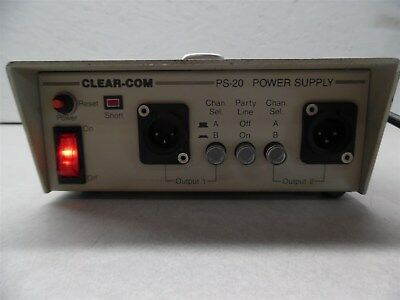 Clear-Com PS-20 Power Supply