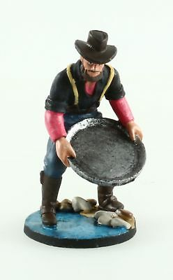 Figurine Far West  Chercheur d'or, Far West 1/32