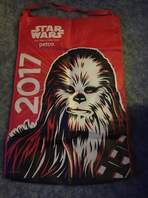 Sdcc 2017 Petco Exclusive Huge Chewbacca Stormtrooper Tote Bag
