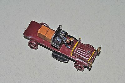 Ernst Plank Penny Toy LKW  weinrot