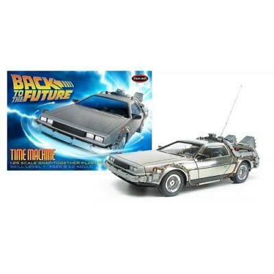 Polar Lights Back to The Future: Time Machine Model Kit (1:25 Scale)