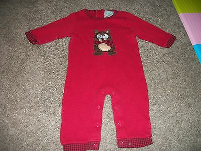 Decorated orignals red bear 9 months
