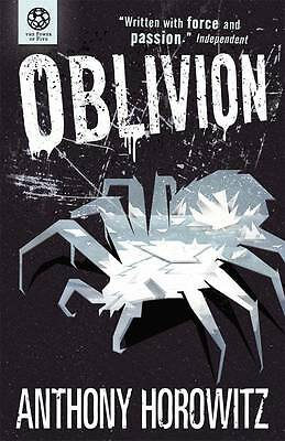 The Power of Five: Oblivion by Anthony Horowitz-9781406327441-G041