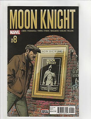 Moon Knight (2016) #8 NM- 9.2 Marvel Comics