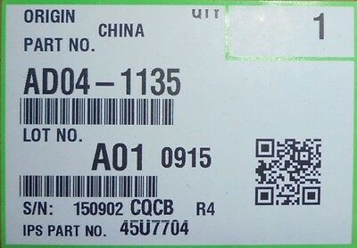 Ricoh AD041135 Transfer Belt Cleaning Blade, MP4000 4001 4002  5000 5002
