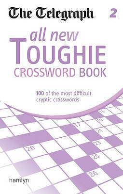 The Telegraph:All New Toughie Crossword:Book 2-9780600624950-G045
