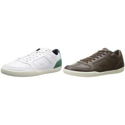 bcff9e6aa463 Lacoste Men Casual Shoes Court Minimal 117 1 Cam Fashion Sneakers NEW  Authentic