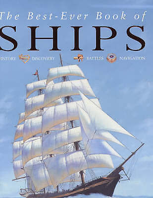 The Best-ever Book of Ships by Pan Macmillan (Paperback,2002)-9780753406892-G045